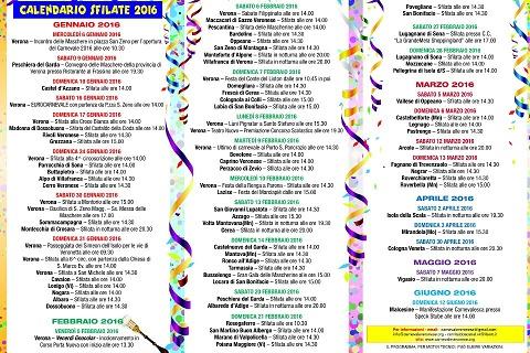 Calendario Verona.Calendario Verona 2019 Ikbenalles