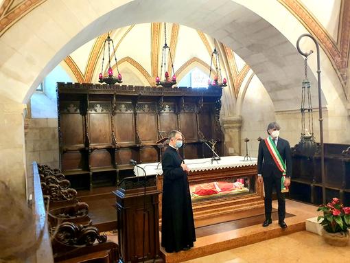 Verona, 12 aprile 2021, giorno dedicato a San Zeno (300-380), patrono della città scaligera.