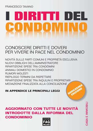 Titolo i diritti del condomino conoscere diritti e for Rumori condominio