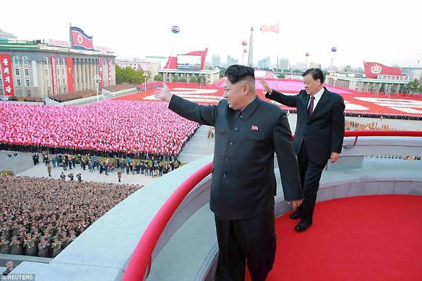 Coree, incontro Kim-Moon al confine.