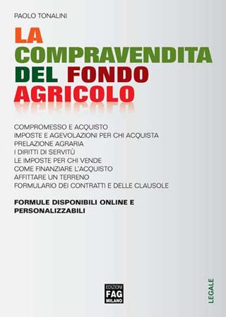 Titolo la compravendita del fondo agricolo compromesso e for Compromesso di compravendita