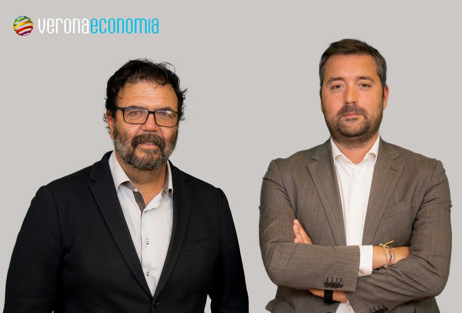 Fausto Bertaiola e Davide Bulighin