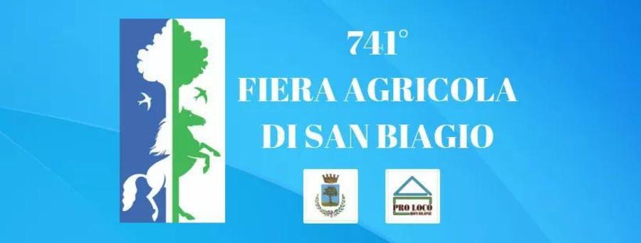 741ª Fiera dell'Agricoltura di San Biagio a Bovolone, Verona. Dal 2 al 5 febbraio 2019, www.fierasanbiagio.it.