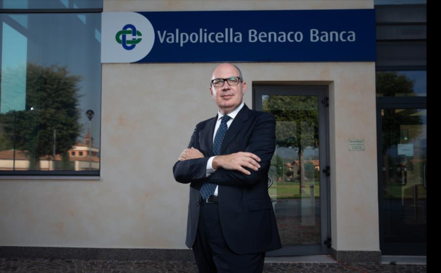 Valpolicella Benaco Banca punta al phygital