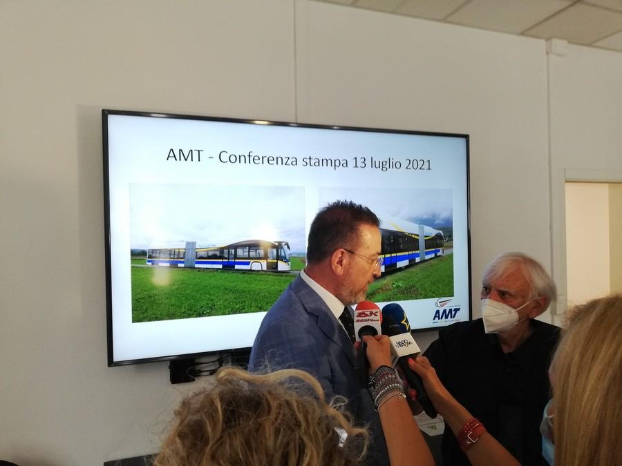 AMT, presentati i dati e i progetti dell'azienda