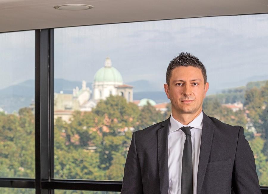 Hermes Bianchetti, Responsabile Divisione Business di Banca Valsabbina