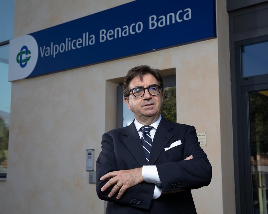 Valpolicella Benaco Banca: percentuali in aumento