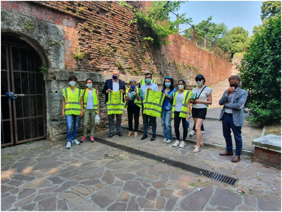 Patto di collaborazione fra Comune di Verona, AMIA e volontari