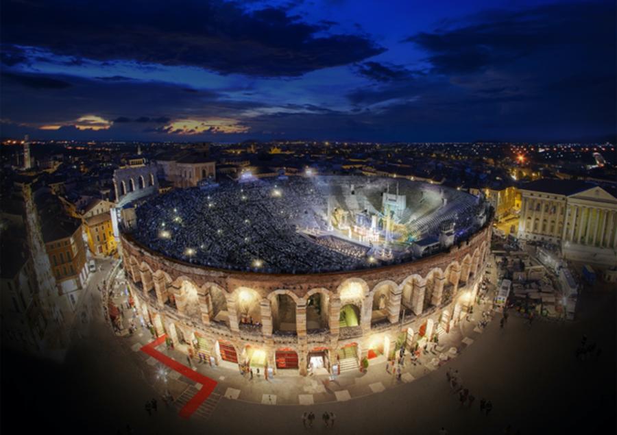 Fondazione Arena di Verona.