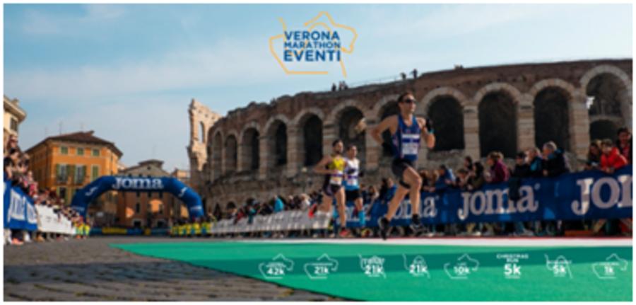 GIULIETTA E ROMEO , un  amore per la corsa  a Verona
