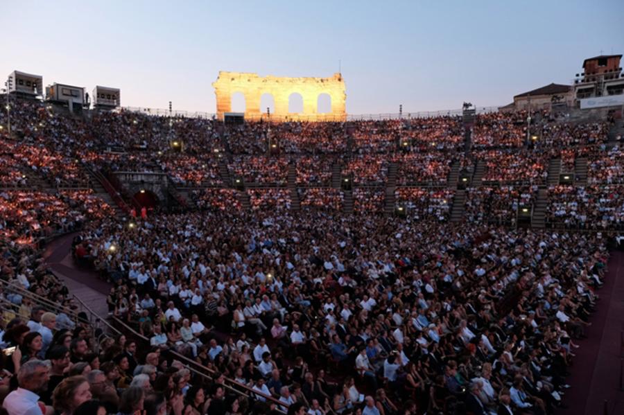 Per l'Arena di Verona,  chiesta la  deroga  con interrogazione parlamentare ad hoc.