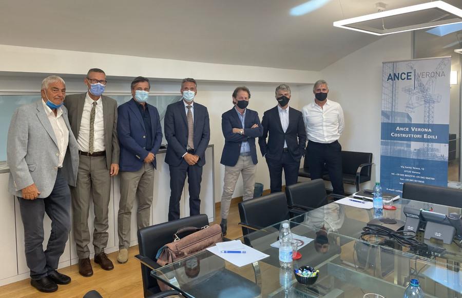 Il Gruppo AGSM-AIM incontra i professionisti della costruzione