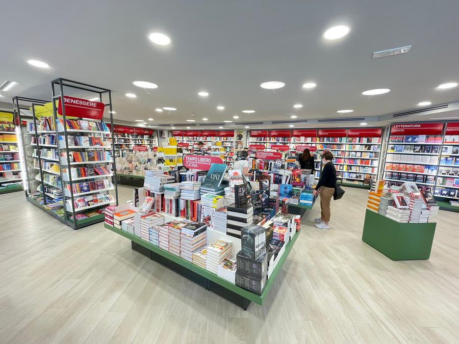 Mondadori store apre a San Martino Buon Albergo
