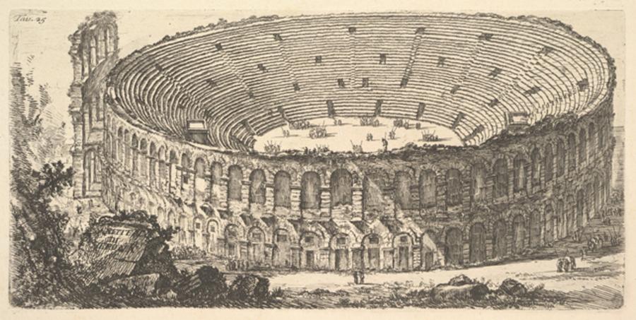"""Un libro, dal titolo: """"Arena di Verona, rinascita di un monumento"""" illustra gli interventi conservativi all'Anfiteatro veronese, da metà 1400, ad oggi."""