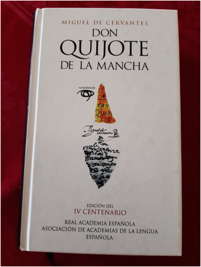 """""""Cervantes"""", incontro on line.    Per i veronesi un saggio di lingua spagnola ed altra cultura"""