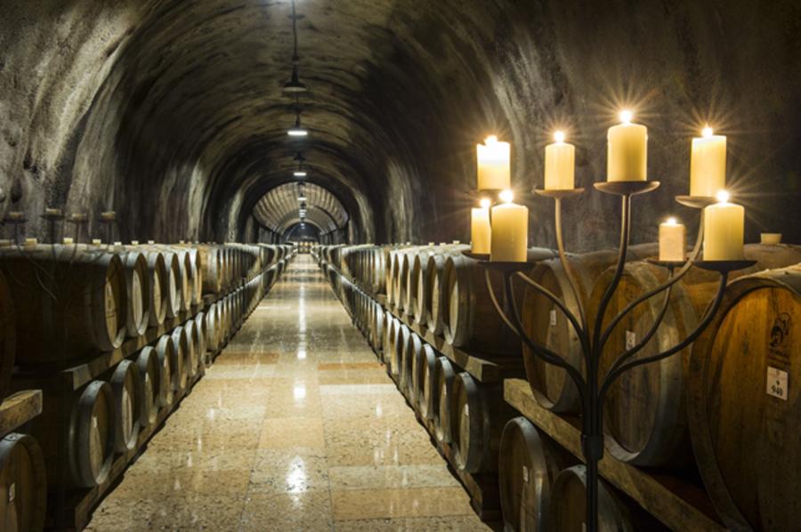 Vini, premiata la Cantina Rocca Sveva