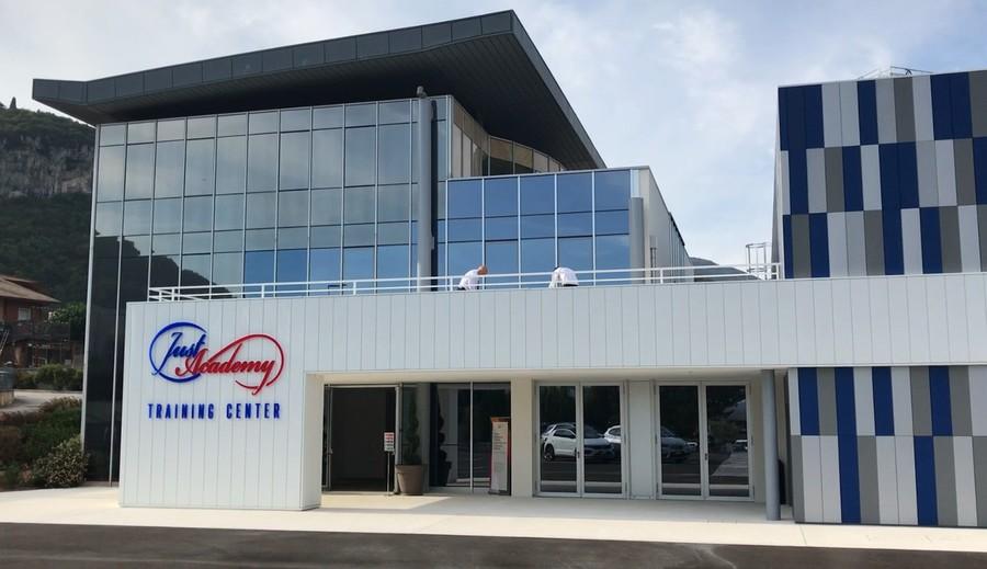 Just Italia apre il suo nuovo Training Center