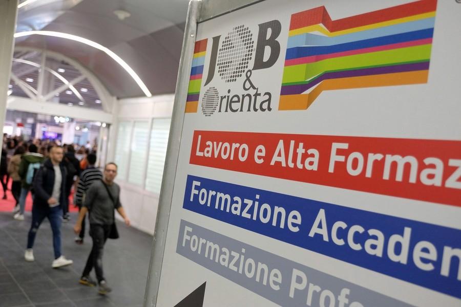 JOB&ORIENTA 2019 alla Fiera di  Verona.   Con oltre 70mila visitatori chiude oggi la 29esima edizione