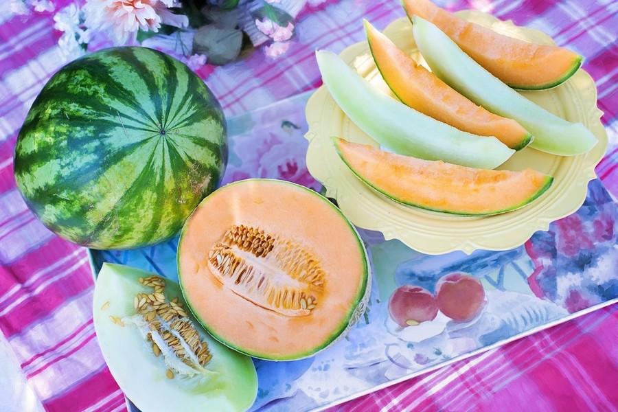 Meloni e angurie, il freddo fa partire in affanno la stagione