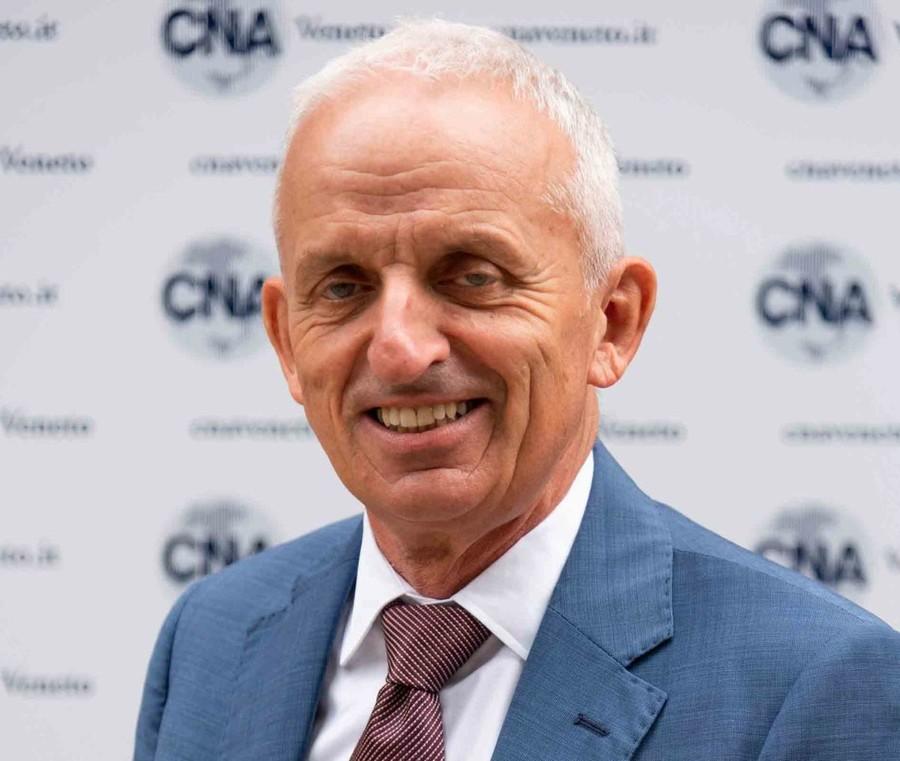 Moreno De Col, presidente Cna Veneto