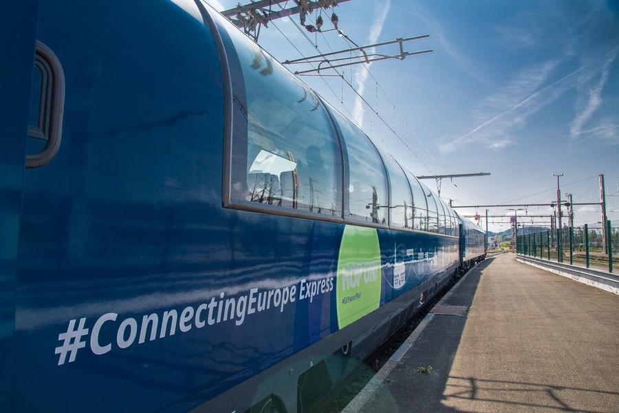 Fine della corsa per il Connecting Europe Express