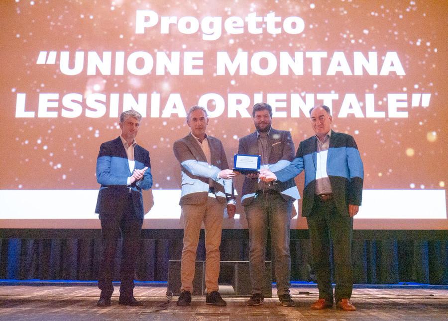 L'Unione Montana Lessinia Orientale vince il premio Enti e Istituzioni 2021