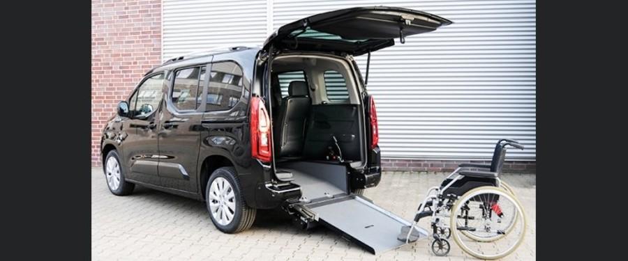 5 Buoni motivi per acquistare un'auto accessibile ai disabili