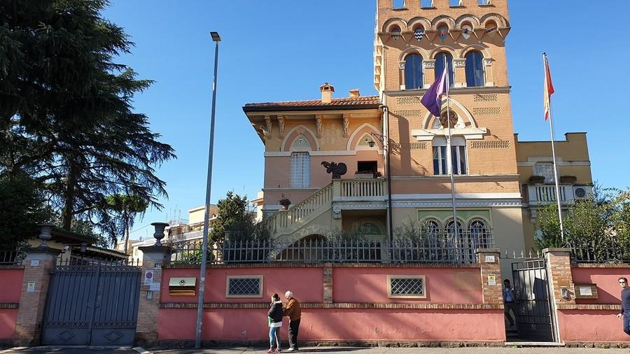 L'ambasciata del Vietnam in Italia. Foto da Ilotus Tours