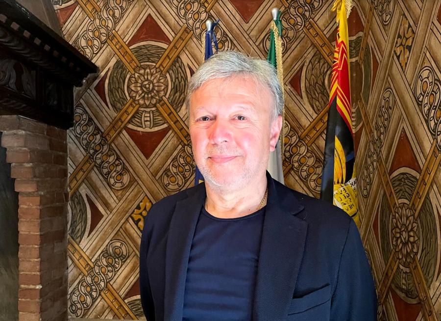 Bruno Fanton, presidente del Consiglio di Bacino dell'ATO Veronese