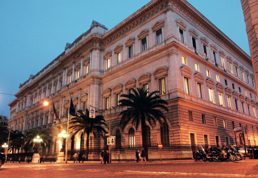 Banca d'Italia, il bollettino economico di luglio
