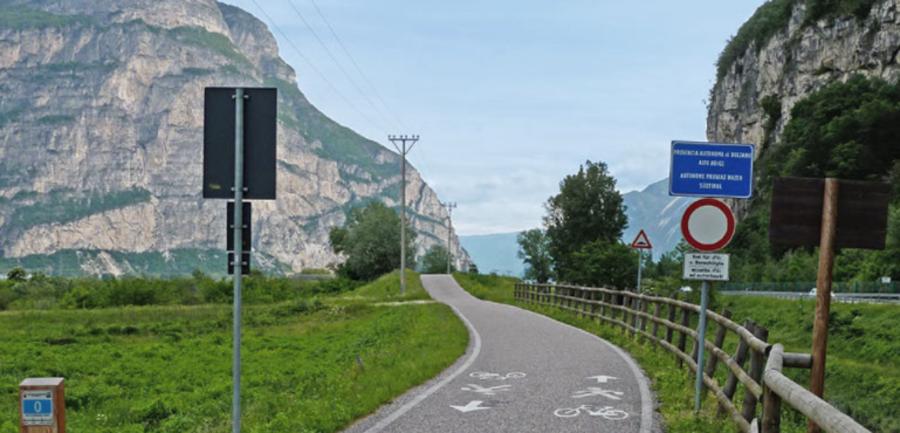 Regione: al via finanziamenti per nuova ciclopedonale