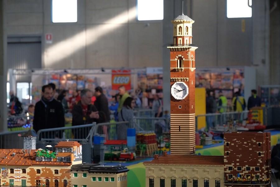 Veronafiere, al via domani la 16ª edizione di Model Expo Italy