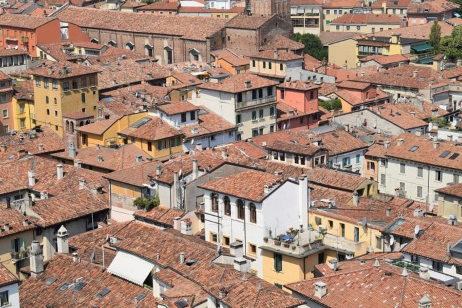 Mercato immobiliare: Veneto in crescita, Verona +1,9%