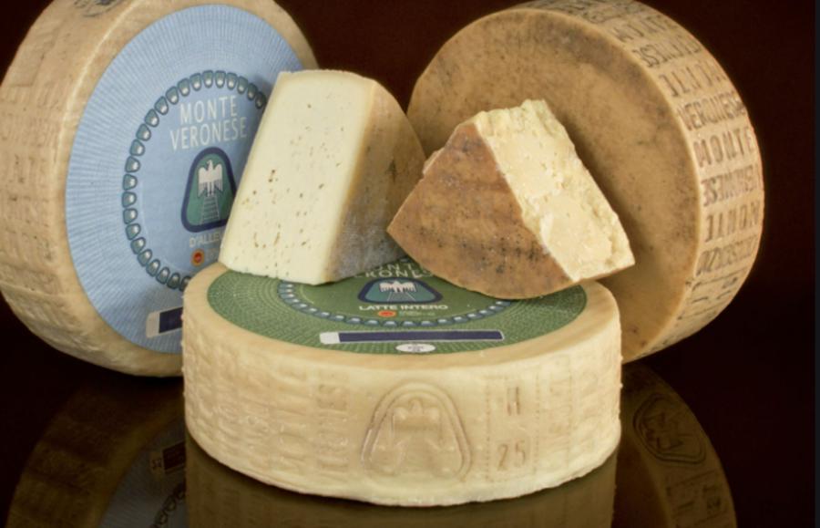 Passione formaggio: Monte Veronese DOP