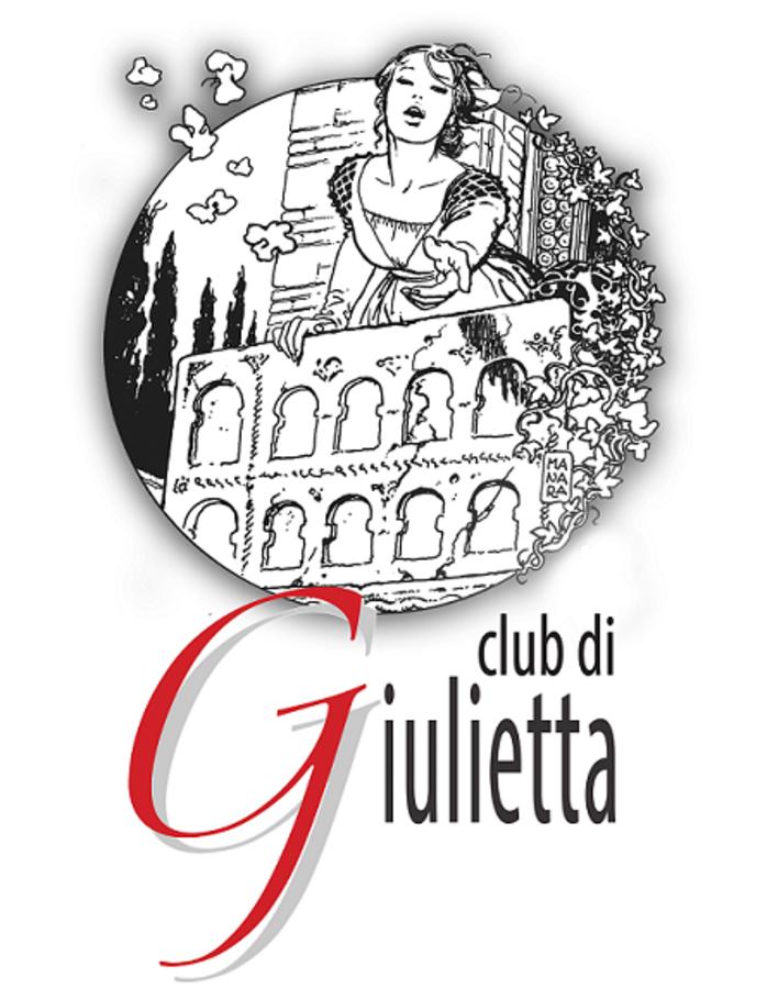 """Premio """"Cara Giulietta"""" 2019, a cura del """"Club di Giulietta"""", Verona.                                         L'evento, che premia le lettere vincitrici, giunte da tutto il globo, presso la Casa di Giulietta."""