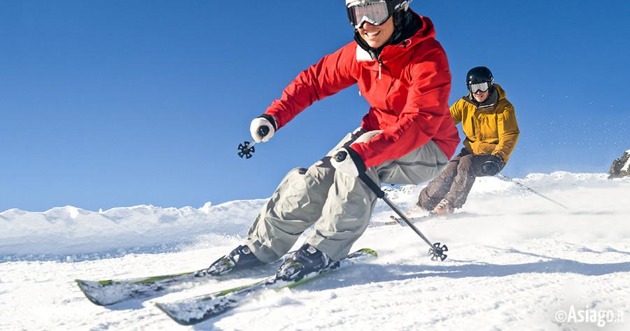 Sì al green pass per sciatori e operatori degli impianti