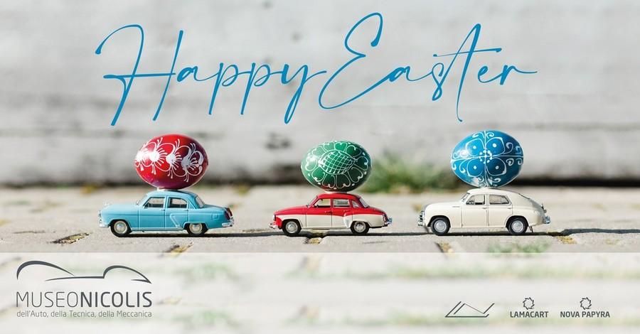 Buona Pasqua dal Museo Nicolis