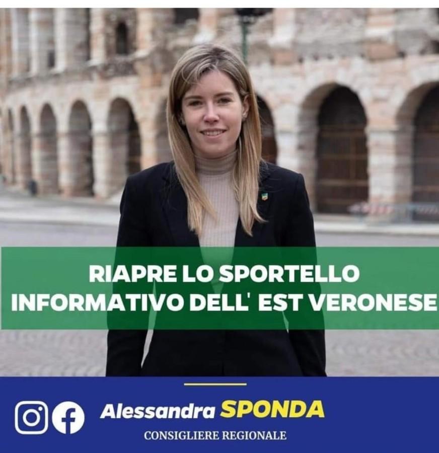 Un nuovo servizio ai cittadini dell'Est Veronese a cura di A.SPONDA