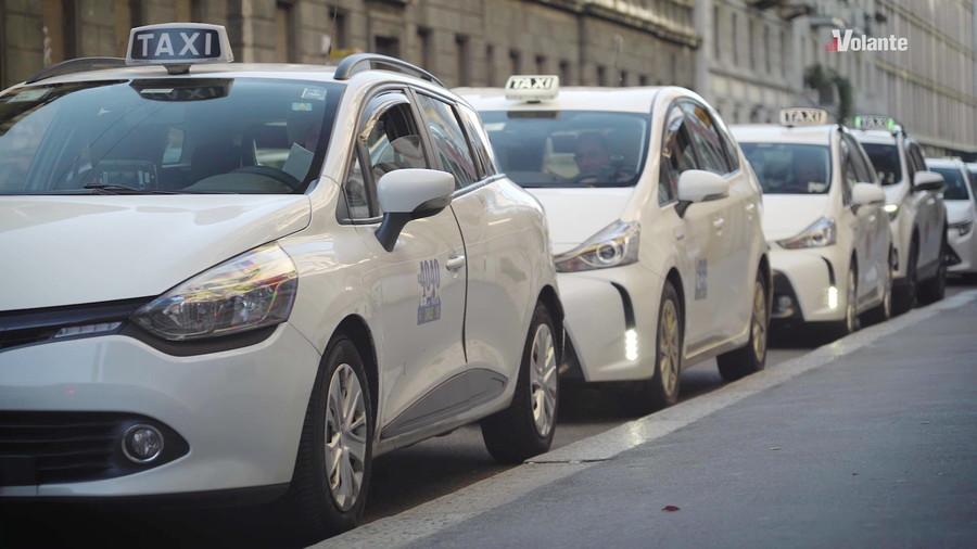 Nuovo provvedimento regionale per Taxi e Ncc