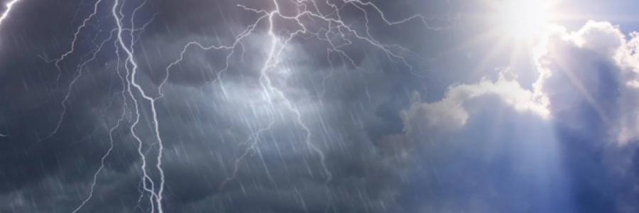 Piogge autunnali: la stagione si apre con già il +31% degli eventi estremi